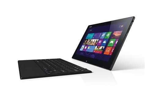 Sony Vaios Get A Hayuk Makeover by On Sony S Vaios Are Convertible Pcs Done