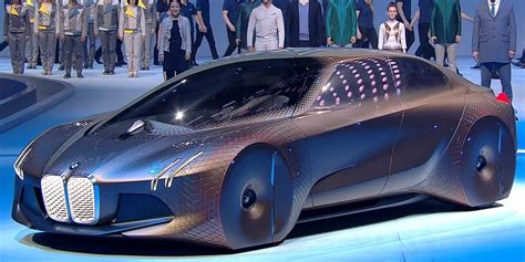 bmw future cars bmw vision next 100 concept car business insider