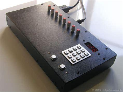 Midi Knob Controller by Hinton Instruments Custom Design And Consultancy