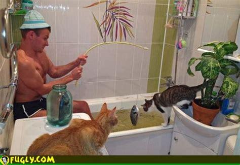 fish in the bathtub fishing in the bath tub fugly