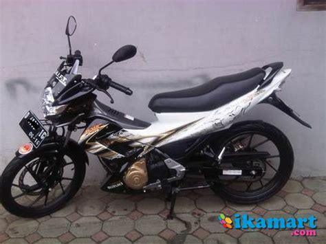 Satria Fu 2011 Hitam by Jual Satria Fu 150 Hitam Putih 2011 Bandung Motor
