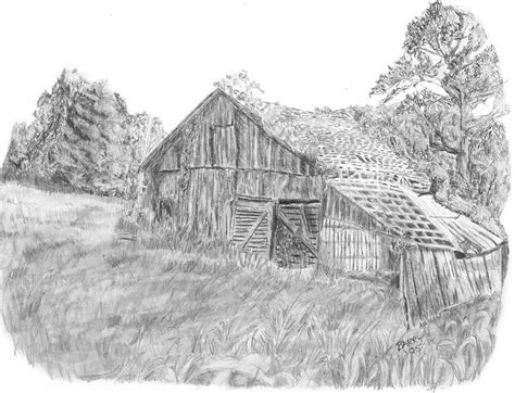 scheune zeichnung barn drawing images frompo