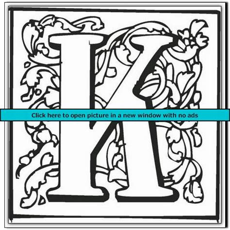 alphabet coloring pages block letters free coloring pages of fancy letter l