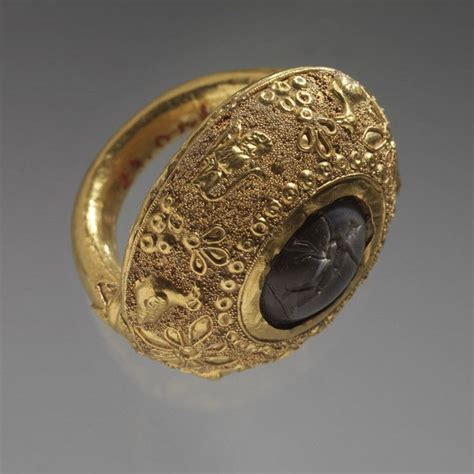 Ring Kotak 4 Cm Gold 1811 best images about antique jewelry and earlier on brooches gold
