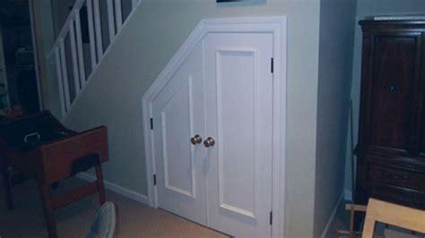 stair closet door starter house