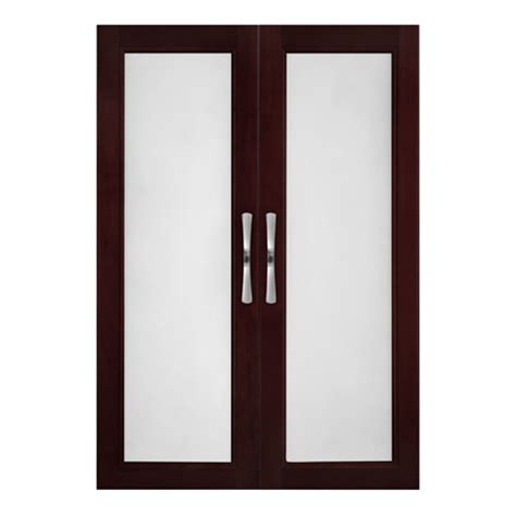 Glass Doors For Closets by Solid Wood Closets Closet Organizer Doors With Frosted