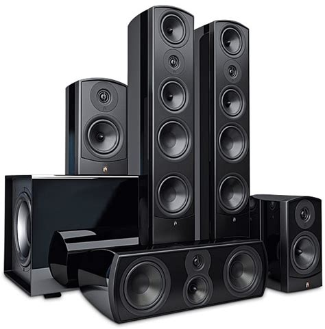 Home Theater Small Vs Large Speakers 223 Best Images About Loudspeaker Design Systems On