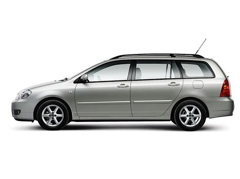 how to learn everything about cars 2006 toyota sienna electronic valve timing toyota corolla wagon specs 2004 2005 2006 2007 autoevolution