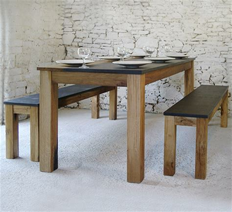 Oak Benches For Dining Tables Pacha Design Handmade Contemporary Furniture Accessories Product Page