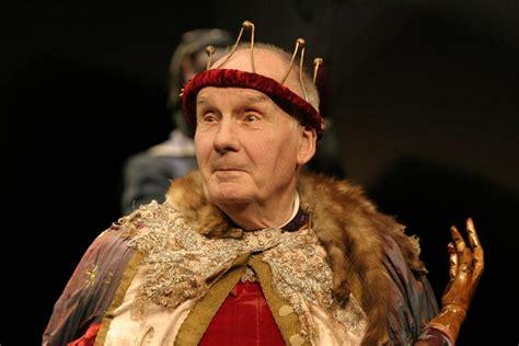 michel bouquet le roi se meurt th 233 226 tre de paris site officiel spectacle le roi se meurt