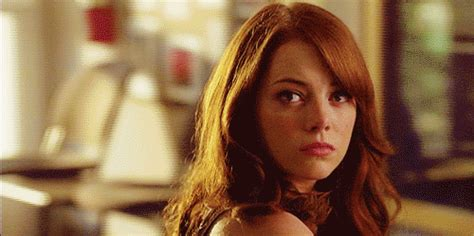 emma stone easy a gif emma stone funny gif gif find share on giphy