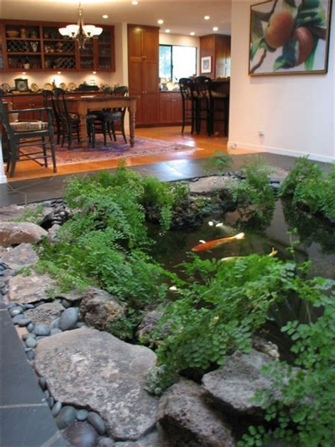 Indoor Ponds by Building An Indoor Koi Pond Next Day Koi