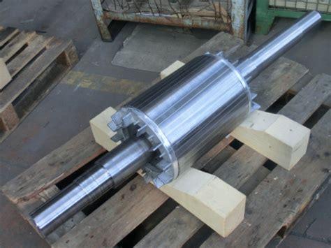 motori a gabbia di scoiattolo rotore a gabbia o in corto circuito motori elettrici