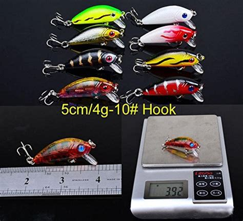 hard fishing lures 43pcs topwater lures crankbaits gear