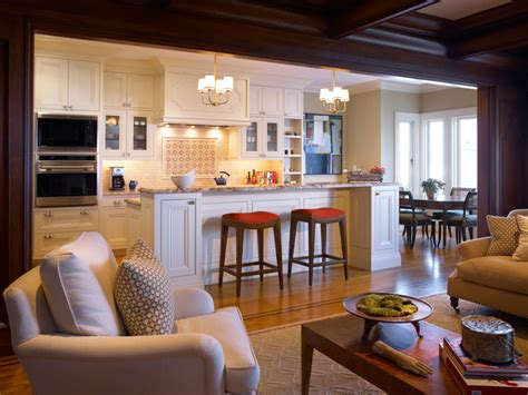 open plan kitchen family room ideas 25 open concept kitchen designs that really work