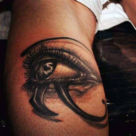 egyptian eye tattoo meaning eye of ra for www pixshark images