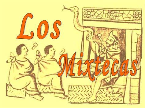 imagenes mitologicas mixtecas mixtecas