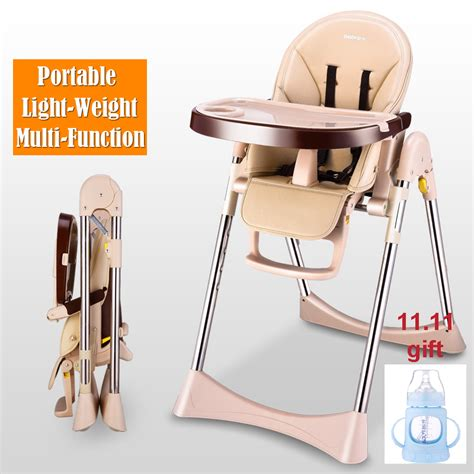 Baby Fold Up Infant Seat T1310 1 baby dining chair high landscape multi functional portable seat folding baby chair dining table