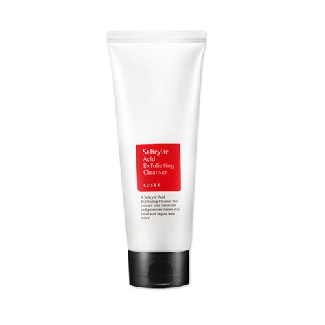 Cleansing Acid Pembersih Sisa Make Up cosrx salicylic acid exfoliating cleanser 150ml ebay
