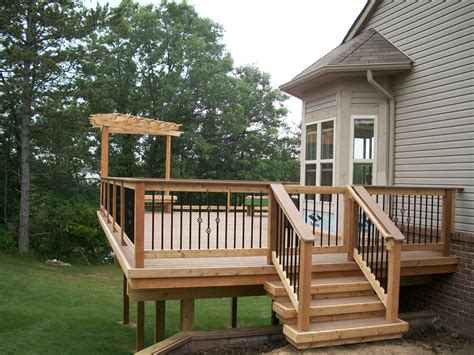 Pergola Design Ideas Decks With Pergolas Astounding Design Pergola On A Deck