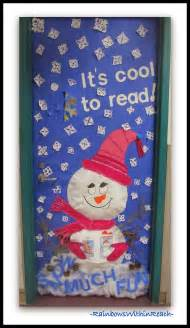 Winter Classroom Door Decorating Ideas - classroom door decorations for winter just b cause