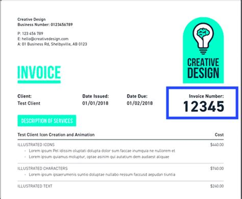 what is invoice what is an invoice number how to number invoices