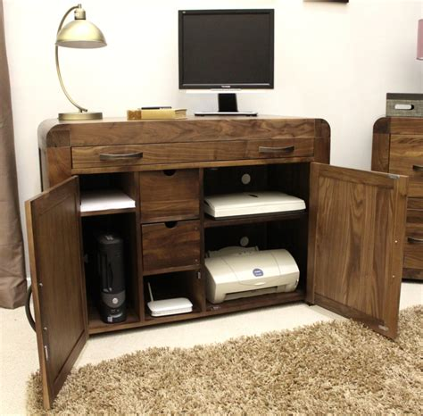 Laptop Hideaway Desk with Computer Desk Hideaway Home Office Study Pc Laptop Modern Furniture Ebay