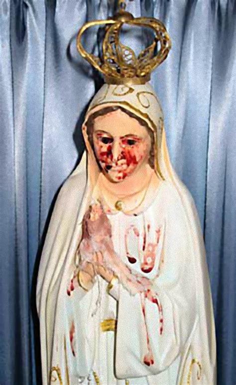 imagenes virgen maria todo mundo 恐怖 血を流すマリア像や人形 動画あり 閲覧注意 カラパイア