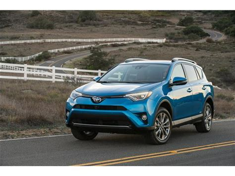 Toyota Hybrid Car Toyota Rav4 Hybrid Prices Reviews And Pictures U S