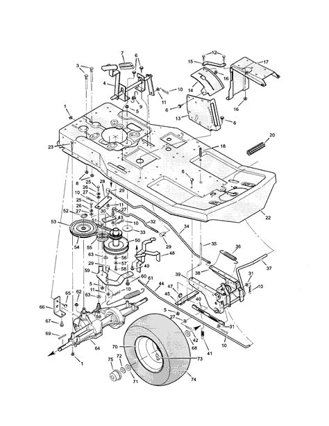 Craftsman Riding Mower Electrical Diagram | Riding Mower