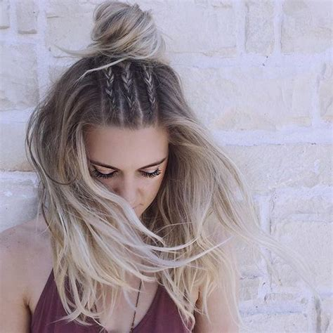hairstyles for long hair nurses las 25 mejores ideas sobre peinados en pinterest y m 225 s