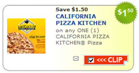 printable grocery coupons in california new 1 50 off california pizza kitchen pizza printable coupon