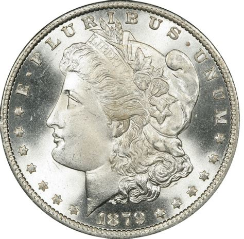 silver dollar value 1879 silver dollar values and prices past sales