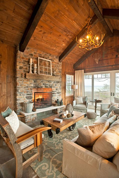rustic lake house decorating ideas rustic lake house porch kp designs and associates
