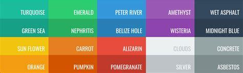 npm colors flatui colors npm