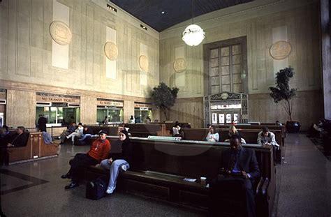 interior railroad station photos