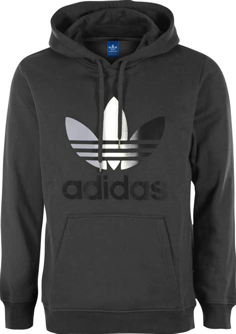 Trefoil Hoodie adidas trefoil hoodie black