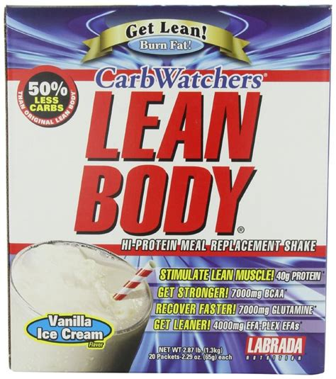 L Hi Protein 2 Go 17 best images about meal replacements on best