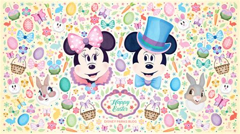disney easter wallpaper desktop download our disney parks inspired easter wallpaper