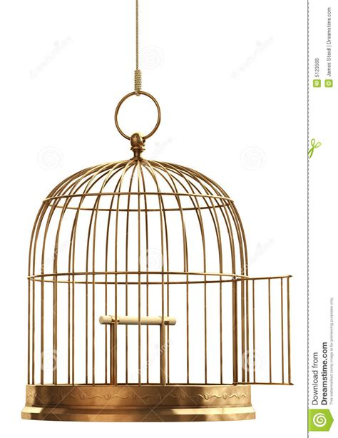 Bird Cage Stock Images Image 24110704 Open Bird Cage Stock Photo Image Of Brass Empty