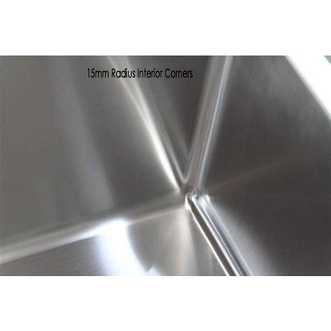 42 inch stainless steel undermount bowl kitchen