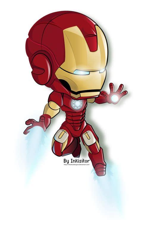Gambar Chibi Iron iron by inkisitordesigner on deviantart comic iron deviantart and