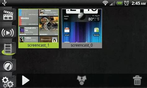 Android Screen Recorder by How To Record Your Android Screen Activity