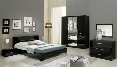 Charmant Chambres A Coucher Conforama #3: photo-d-ensemble-lits-adultes-gloria-noir.jpg