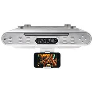 gpx kc220s cabinet cd player with am fm radio mp3