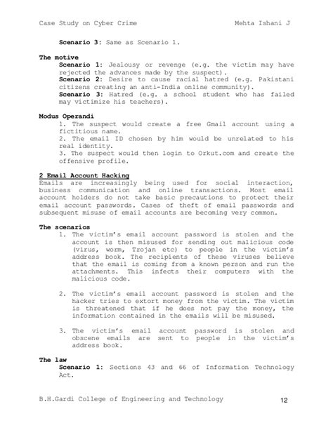 section 500 of indian penal code case study on cyber crime