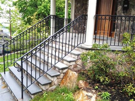 decorative wrought iron porch railing wrought iron