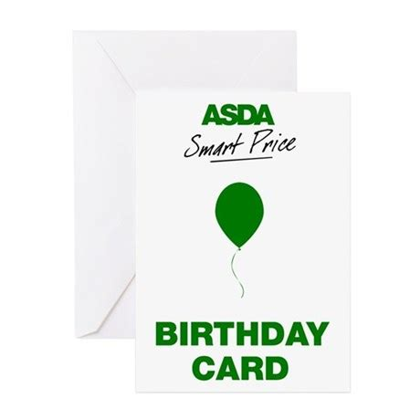asda s card asda smart price birthday card by a p designs