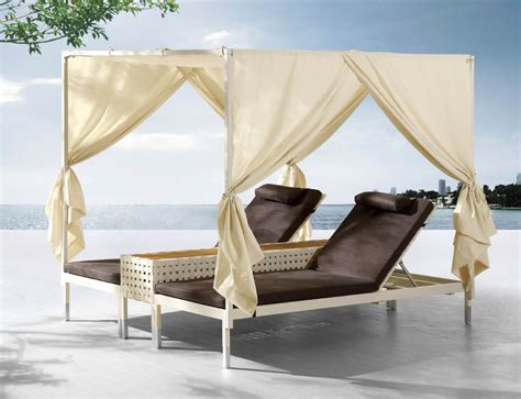 outdoor double chaise lounge with canopy taco double chaise lounge with canopy