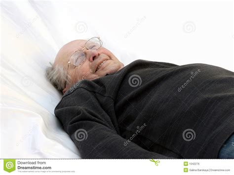 old man in bed old man in bed royalty free stock image image 1042276